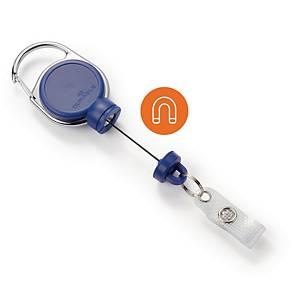 Porte-document Durable JoJoStyle, extra-fort, à enrouler, bleu foncé