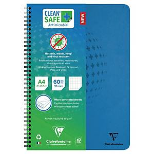 CLAIREFONTAINE 82142 CLEANSAFE NK A4 5X5