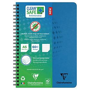 CLAIREFONTAINE 82562 CLEANSAFE NK A5 5X5