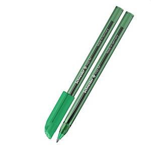 Schneider Vizz Kugelschreiber mit Geltinte, M, grün