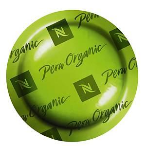 Nespresso Peru Organic BIO kávépárna, 50 db/doboz