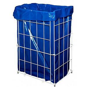 Koš odpadkový drátěný skládací, 60 l