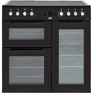BEKO KDVC90K ELECTRIC RANGE COOKER BLK