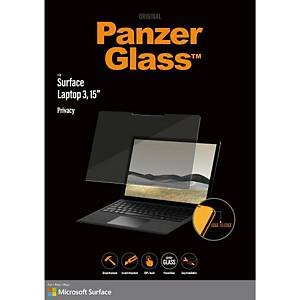 Panzerglass P6256 Microsoft Surface Laptop 3, 15  Privacy Screen Protector