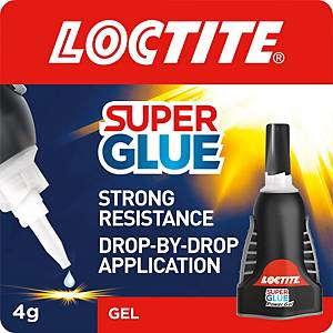 Loctite Super Glue Power Gel Control 4g