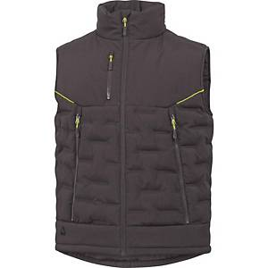 DELTAPLUS GRAVITY winter vest, size XL, grey