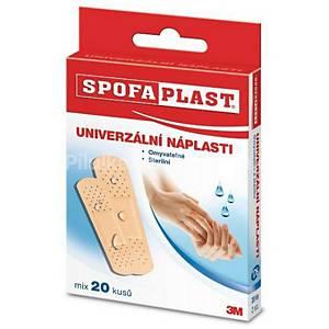 3M™ Spofaplast® 176 plaster, 20 pieces