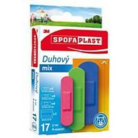 Náplast 3M™ Spofaplast® 606, 17 kusů