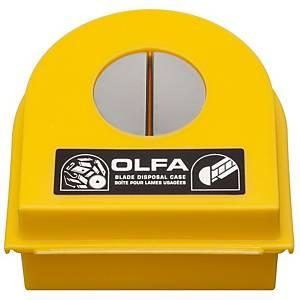 OLFA กล่องหักใบมีดคัตเตอร์ DC-2