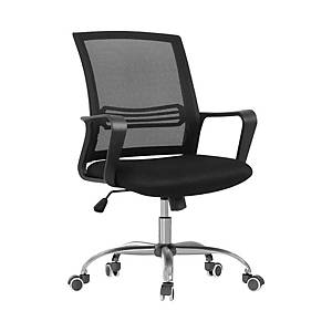 Mid-Back Mesh Chair With Arm 1382B