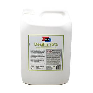 PK3 DESIFIN DISINFECTION GEL 70% 5L