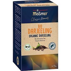 Messmer Bio Tee Darjeeling, 18 Stück