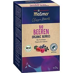 Messmer Bio Tee Beeren, 18 Stück