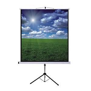 三腳架投影屏幕 160 x 160cm