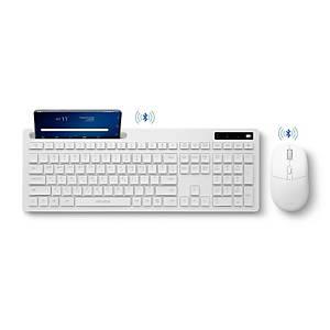 IRIVER EQ MVS7000 W/LESS K/B SET WHITE