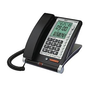 DAEWOO DT-900 WIRED TELEPHONE BLK