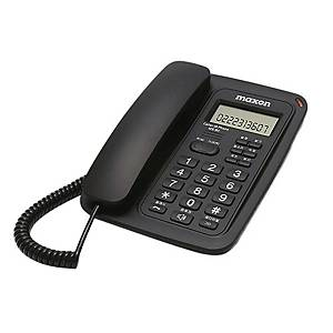 MAXON MS-911 WIRED TELEPHONE BLK