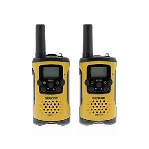 Sencor SMR 111 Twin tragbares Funkgerät, Reichweite 5 km