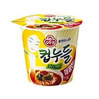컵누들 매콤한맛 컵 37.8g 15개입