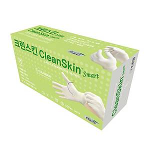 PK100 KLEENSKIN SMART LATEX GLOVE M