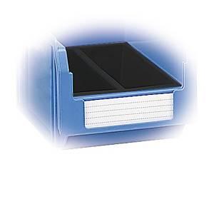 \c25 cassettiera divis ecogreen 2 scuro comparto nero