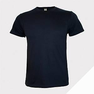 Camisola de manga curta Mukua MK023CV - azul marinho - tamanho XL
