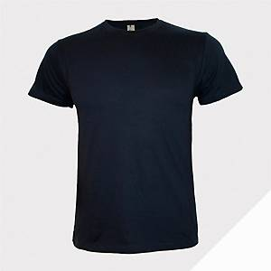 Camiseta de manga corta Mukua MK023CV - azul marino - talla XL