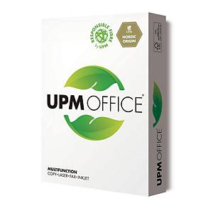 UPM Office Green A4 Paper 70G White - Box of  5