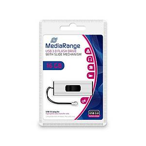 USB klíč MediaRange MR915 USB 3.0, kapacita 16 GB