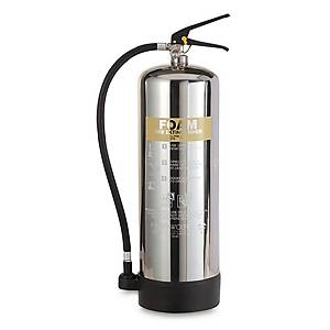 0228 Foam Fire Extinguisher S/Steel 9L