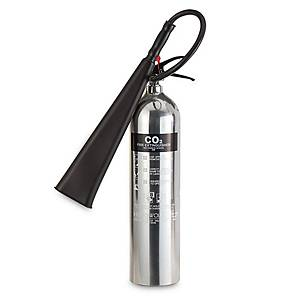 0230 C02 Fire Extinguisher Alu 5Kg