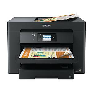 Multifunzione 4 in 1 inkjet a colori Epson WorkForce WF-7830DTWF