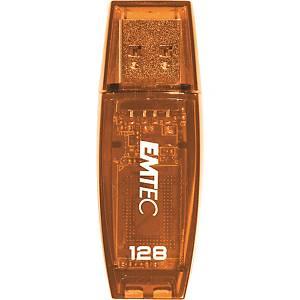 Memoria USB Emtec Color Mix C410 128 GB 2.0 colori assortiti