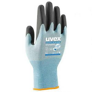 uvex phynomic airLite B cut protection gloves, size 8