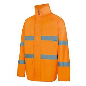 Parka de alta visibilidade Velilla 306004 - laranja - tamanho 3XL