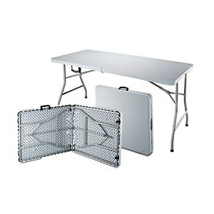 Foldable Table HDPE W1520 X D740 X H740 - White