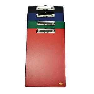 EMI-File Wire Clipboard PVC F4 - Assorted Colour