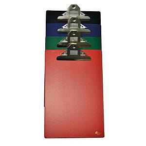 EMI-File Jumbo Clipboard PVC F4 - Assorted Colour