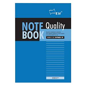 Notebook B7 80 Pages