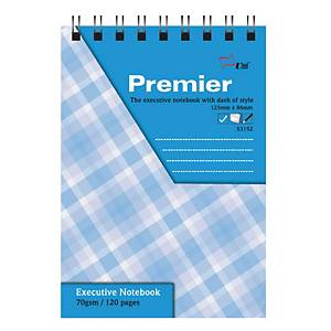 Premier Notebook Ring B7 120 Pages