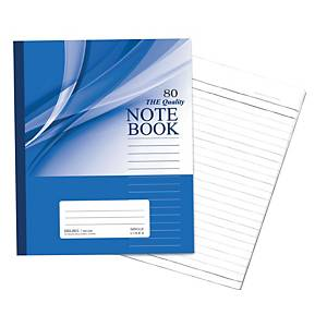 Notebook F5 80 Pages