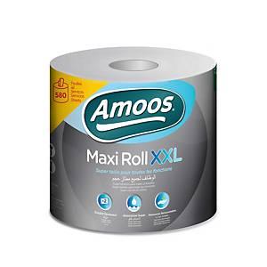 Pack de 3 bobinas de papel AMOOS multiusos - XXL