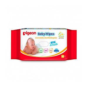 PIGEON BABYWIPES CHAMOMILE PACK OF 82 SHEET