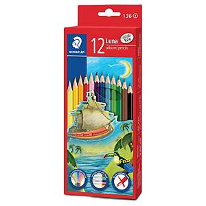 Staedtler Luna Coloured Pencil - box of 12