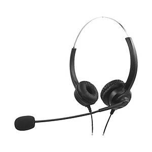 MediaRange fejhallgató készlet, USB