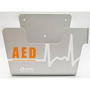 Wandhalterung Zoll AED, für Powerheart Defibrillator G3 Elite/G5, weiss
