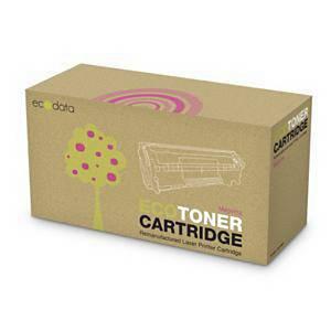 ECODATA kompatibler HP 507A (CE403A) lasertoner magenta