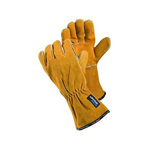 PAIR TEGERA 19 PROTECTION GLOVES 8