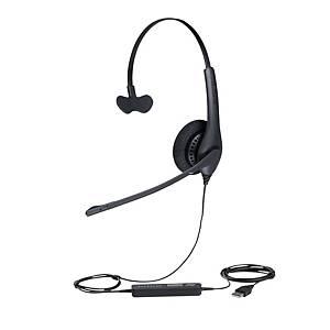 JABRA ชุดหูฟังไมโครโฟน รุ่น BIZ 1500 USB แบบ 1 หู