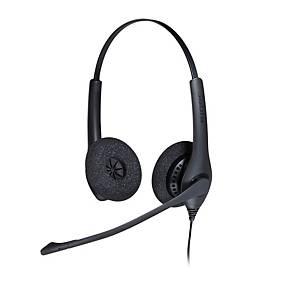 JABRA ชุดหูฟังไมโครโฟน รุ่น BIZ 1500 USB แบบ 2 หู